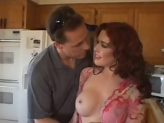 This milf redhead is eager for hot knob