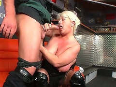 Arousing Dora,Martin Gun and Mia fucking in wild and eager 3some porn session