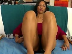 MILF from out of city acquires well fucked. Staring Sophia Diaz. This is hardcore interracial hawt creamy sex. This dark haired angel is soon on her knees sucking on a large cock. watch her ass and titties wobble as she then acquires a real hard pounding doggy style.