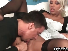Darksome Diamond acquires fucked hard by obese part1