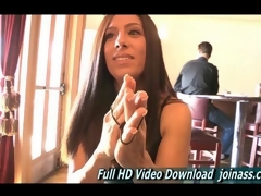 Milf pornstar Zoey talks at hand the brush experiences respecting porn