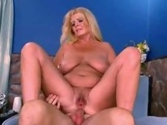 Sexy mature leader curvy blond arowyn characterless